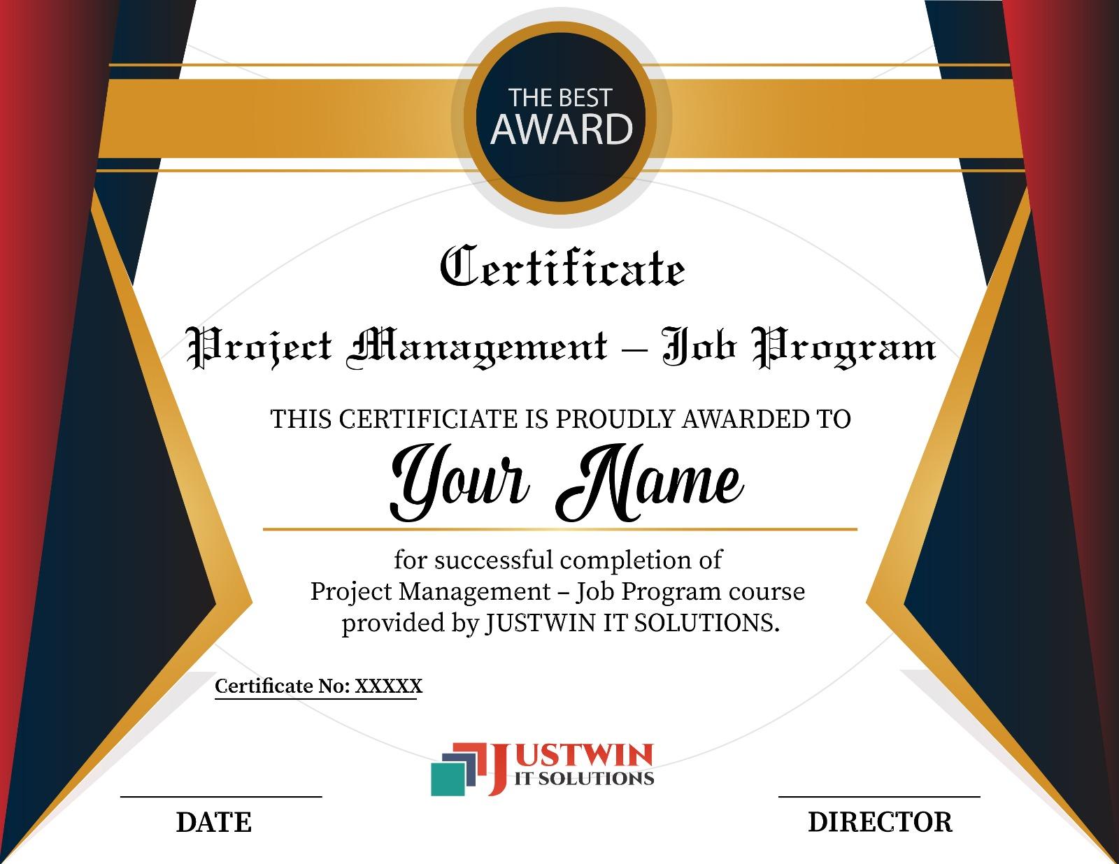 Project Management Jobs Project Management Programtraining
