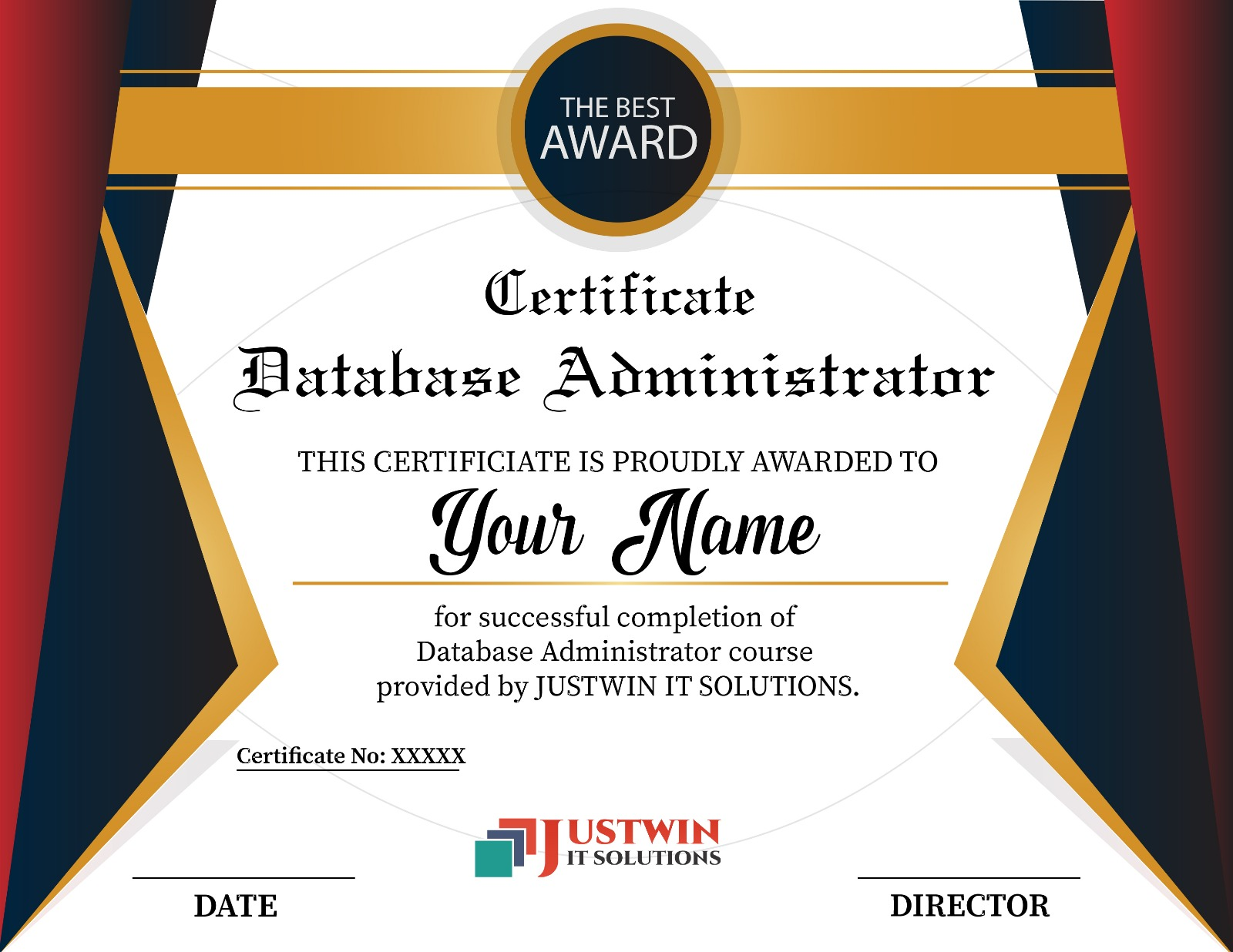 Database Administration Training Database Administration Classes